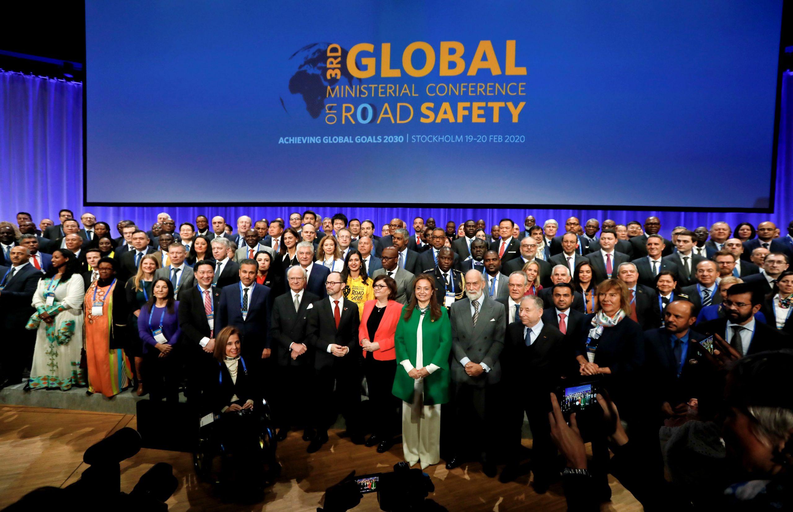 Безопасность обсуждали в Стокгольме
