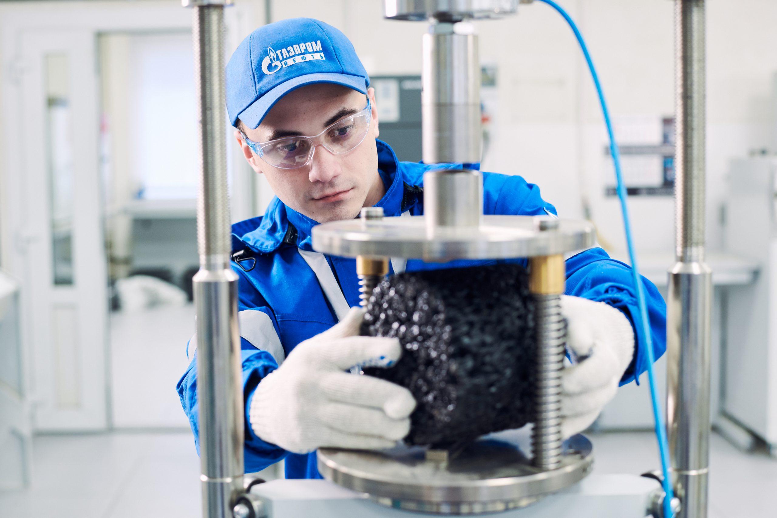 «Газпром нефть» будет строить дороги