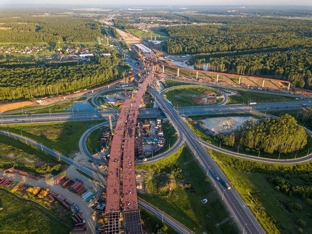 По мнению Президента Российской Федерации В.В. Путина ЦКАД- хороший проект
