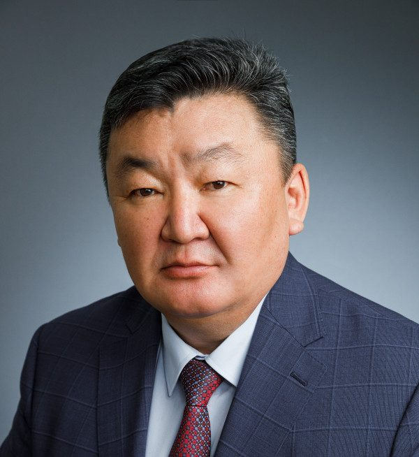 Начальнику ФКУ Упрдор «Вилюй» Андрееву Николаю Ивановичу исполнилось 55 лет