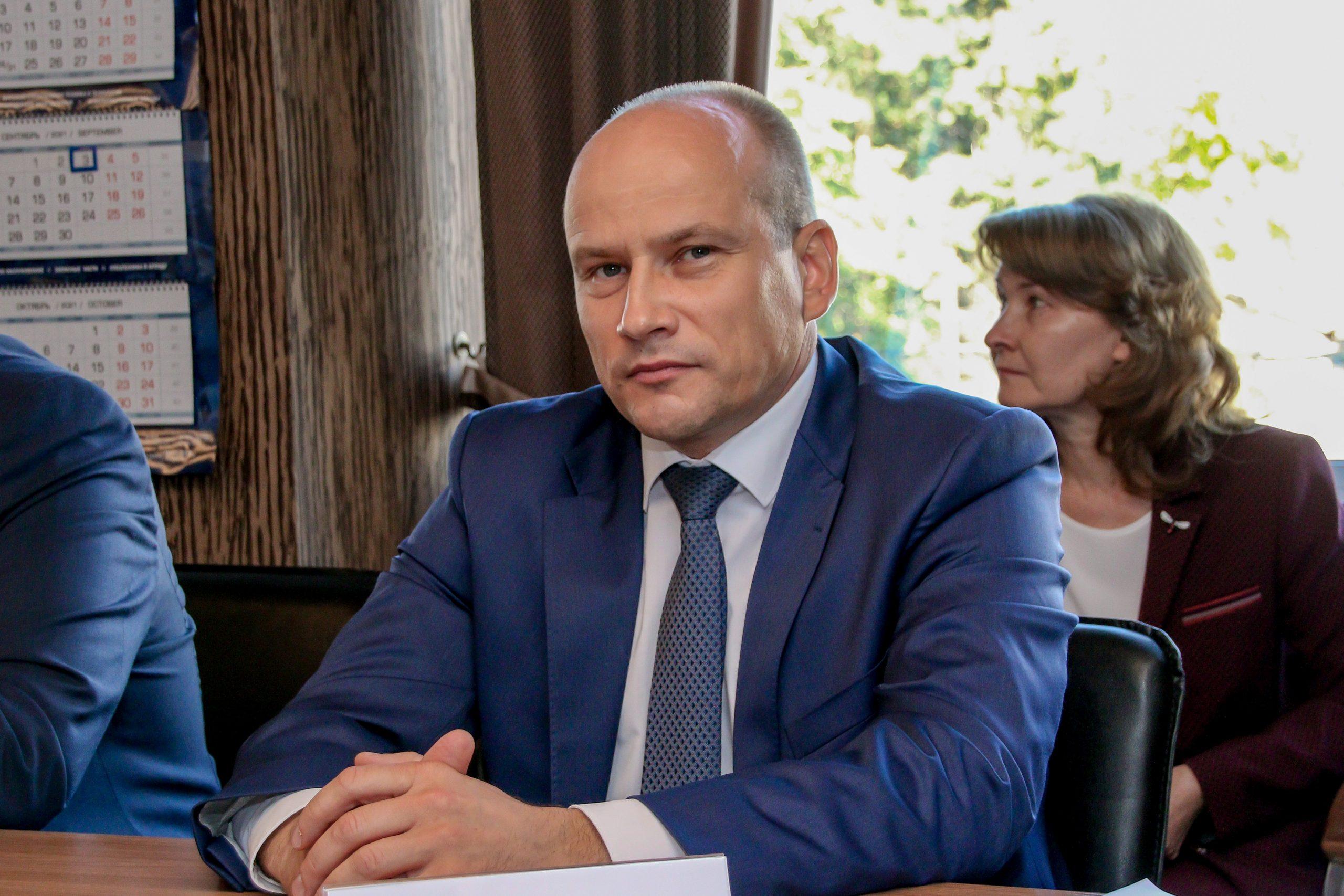 Анатолий Волков назначен начальником ФКУ Упрдор «Алтай»